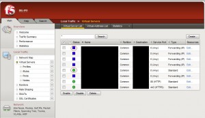 IT Security] How to configure Virtual Server & Pool on F5 Link